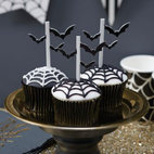 Cupcaketoppers- Halloween 10 st